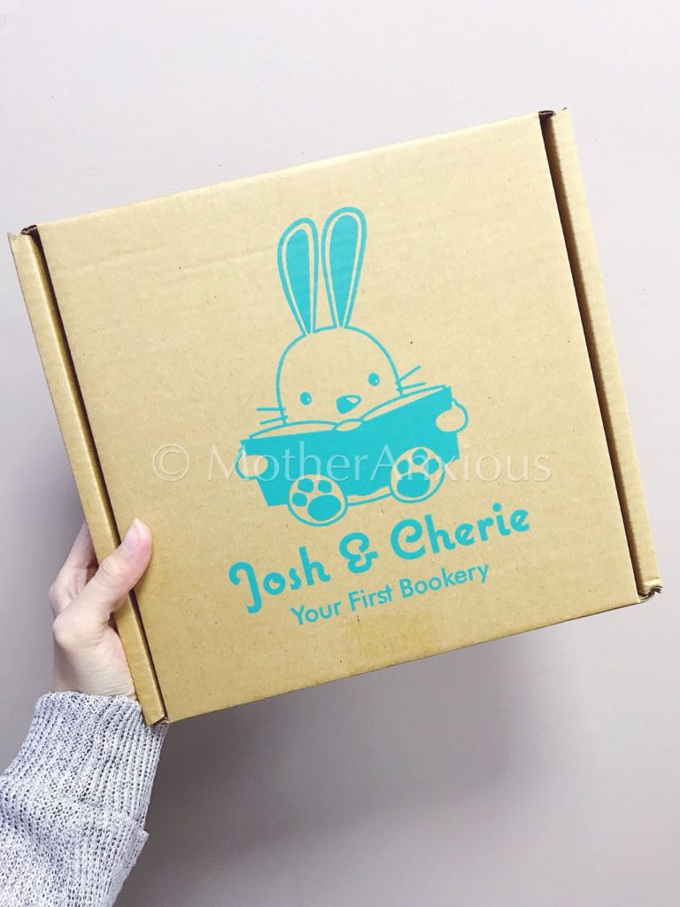Josh and Cherie Book Subscription for Children
